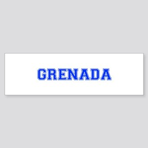 Grenada-Var blue 400 Bumper Sticker