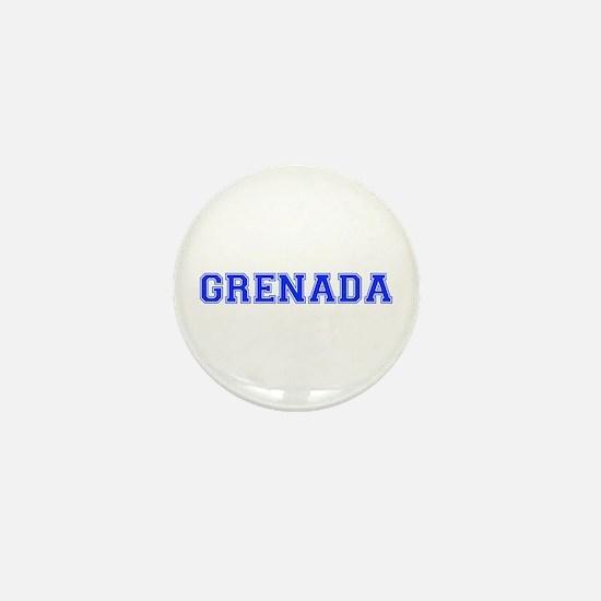 Grenada-Var blue 400 Mini Button