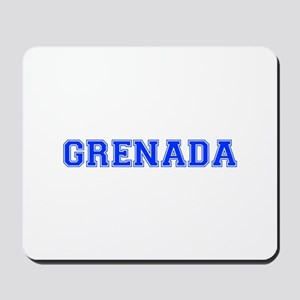 Grenada-Var blue 400 Mousepad