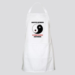Homage to MLK BBQ Apron