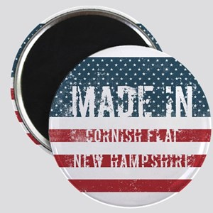Made in Cornish Flat, New Hampshire Magnets