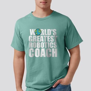 World's Greatest Robotics Coach T-Shirt