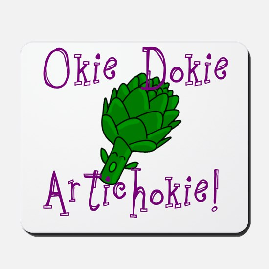 Okie Dokie Mousepad