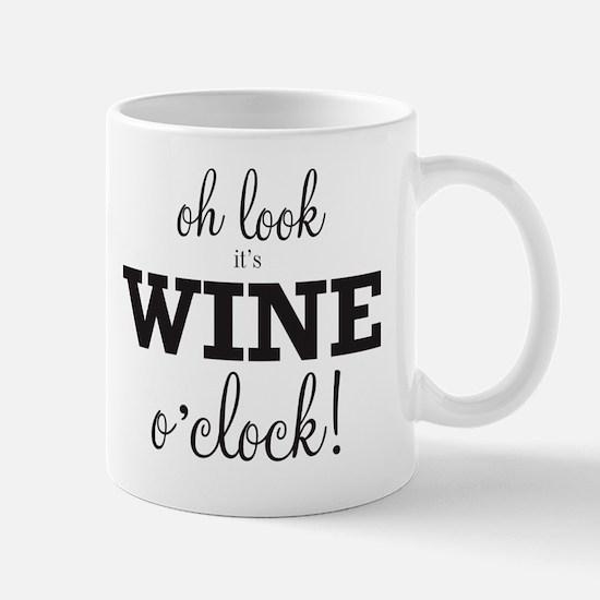 Wine O Clock Mug