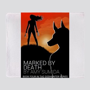 Marked by Death Throw Blanket
