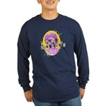 Punk and Disorderly Long Sleeve Dark T-Shirt
