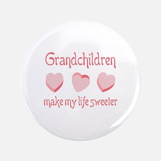 """GRANDCHILDREN 3.5"""" Button"""