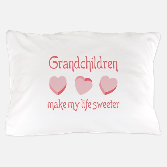 GRANDCHILDREN Pillow Case