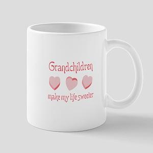 GRANDCHILDREN Mugs