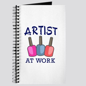 ARTIST AT WORK Journal