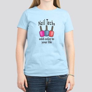 NAIL TECHS ADD COLOR T-Shirt