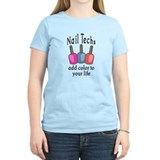 Nail tech Women's Light T-Shirt