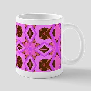Pink Jazzy Pattern Mug