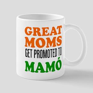 Promoted To Mamo Drinkware Mugs