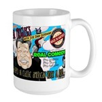 Froglegs 15 Oz Ceramic Large Mug Mugs