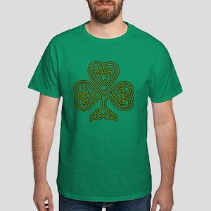 Celtic Shamrock - St Patricks Day T-Shirt