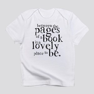 Between the Pages Infant T-Shirt