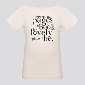 Between the Pages Organic Baby T-Shirt