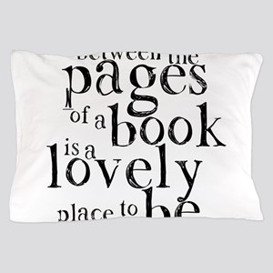 Between the Pages Pillow Case