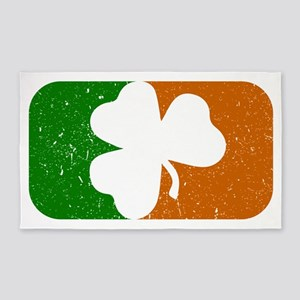 Shamrock Flag Area Rug