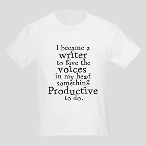 Something Productive Kids Light T-Shirt
