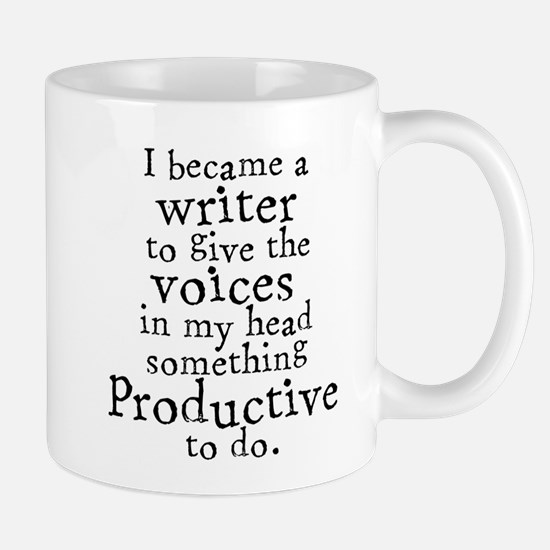 Something Productive Mug