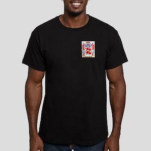 Kiernan Men's Fitted T-Shirt (dark)