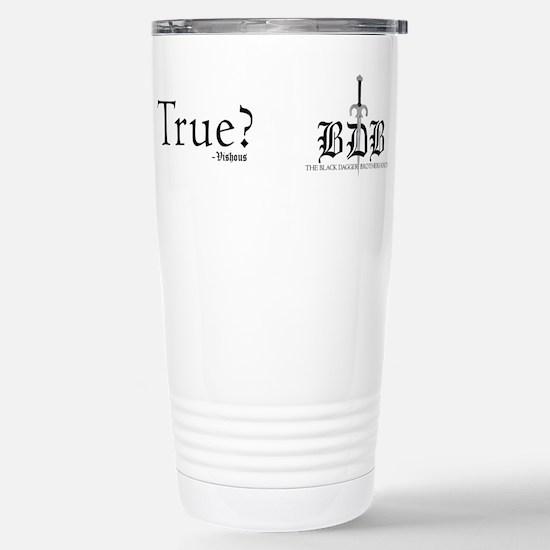 True? Mug Mugs