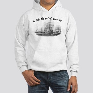 Cut of Your Jib - Hooded Sweatshirt