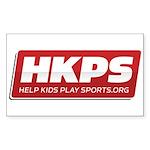 HKPS Logo Sticker
