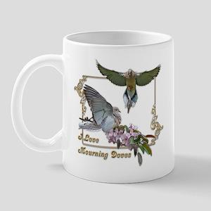 Mourning Doves Mug