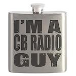 Im a CB Radio Guy Flask