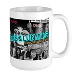 """Traitors & Lunatics"" Large Mug Mugs"