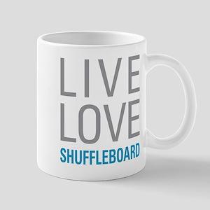 Shuffleboard Mugs