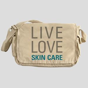 Skin Care Messenger Bag