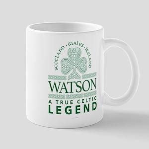 Watson, A True Celtic Legend Mugs