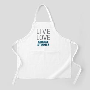 Social Studies Apron