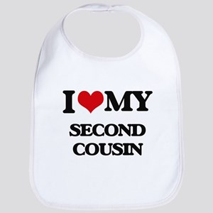 I love my Second Cousin Bib