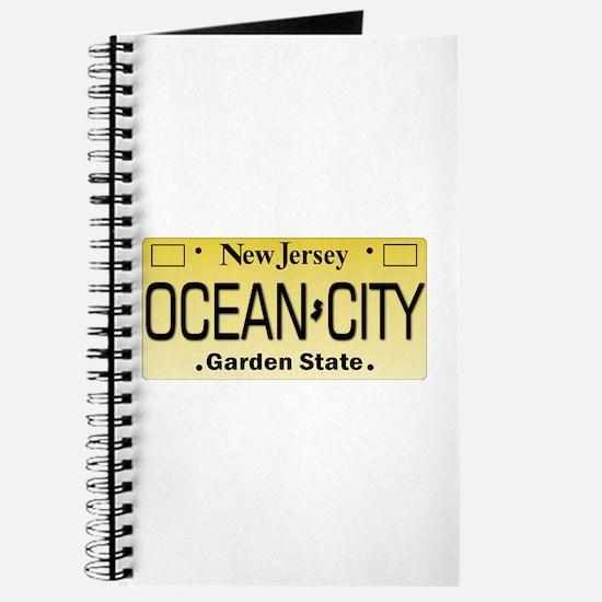 Ocean City NJ Tag Giftware Journal