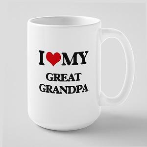 I love my Great Grandpa Mugs