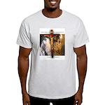 Crucifix/Pieta/Prayer Light T-Shirt