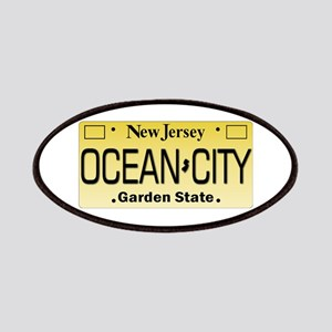 Ocean City NJ Tag Giftware Patch