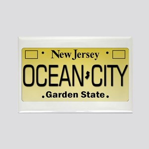 Ocean City NJ Tag Giftware Magnets