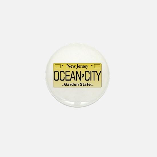 Ocean City NJ Tag Giftware Mini Button