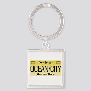 Ocean City NJ Tag Giftware Keychains