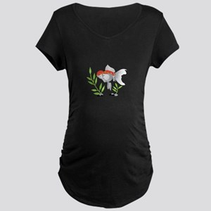 GOLDFISH SCENE Maternity T-Shirt