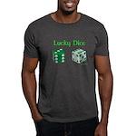 Lucky Dice Dark T-Shirt