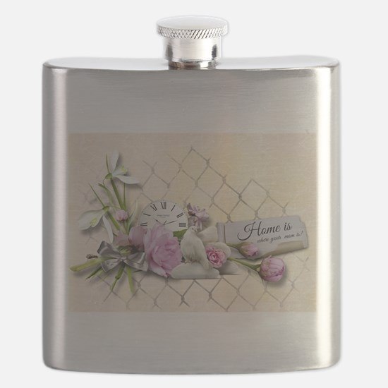 Home is where your mom is! Flask