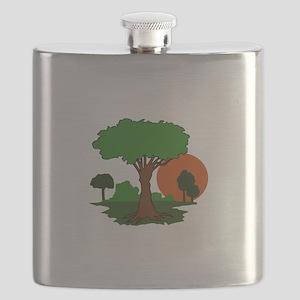 LANDSCAPE Flask