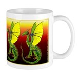 Firey Watcher Dragon Mug